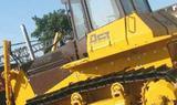 Бульдозе с передним отвалом массой 30 тонн