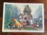 Советские открытки сказки